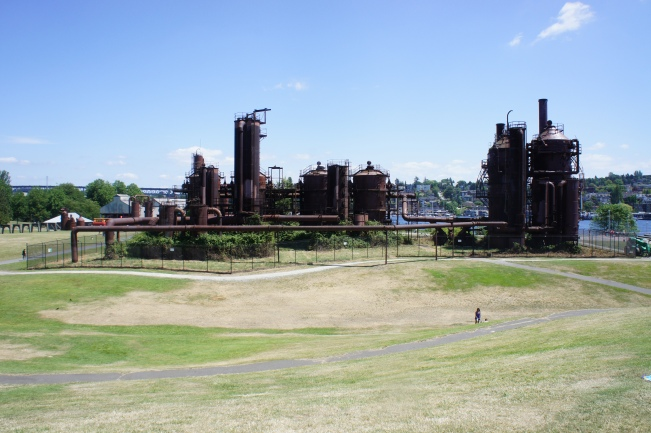 Gas Works Parks